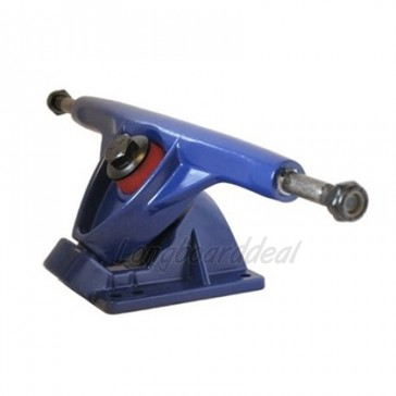 Amok 180mm longboard trucks Blue