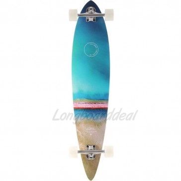 """Arbor Timeless Photo 42"""" pintail longboard complete"""