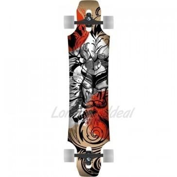 """Bustin Maestro 6 Raion Graphic 37.5"""" longboard complete"""