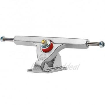 "Caliber II Fifty 10"" Raw longboard trucks"
