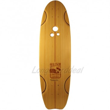 "Holesom Biscuit 31.5"" longboard deck"