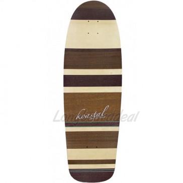 """Koastal Meat Loaf 31"""" longboard deck"""