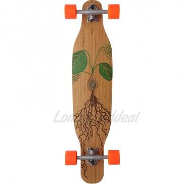 """Loaded Fattail 38"""" longboard complete"""