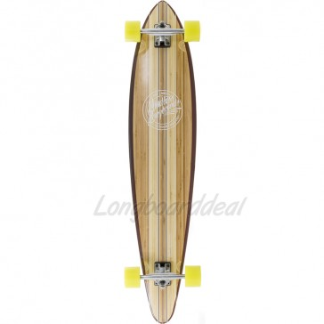 "Mindless Maverick III 46"" pintail longboard complete"