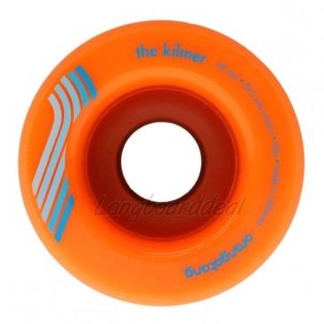 Orangatang The Kilmer 69mm 80a Orange longboard wielen