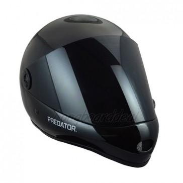 Predator DH-6 Performance downhill helmet Gloss-Black
