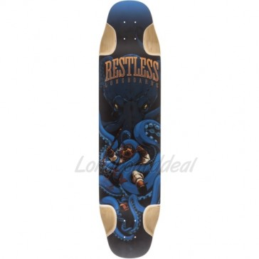 "Restless Fishbowl 39"" longboard deck"
