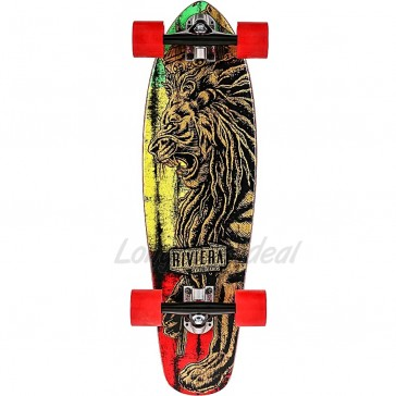 "Riviera King of Kings III Mini 29"" cruiser complete"