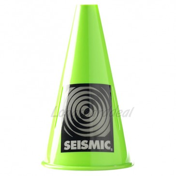Seismic Slalom Cones 23cm Green (set of 6)