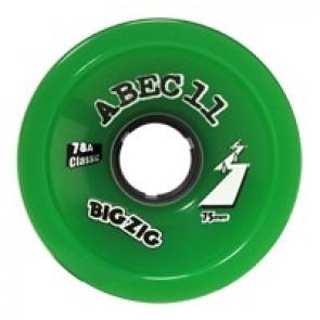 ABEC 11 Classic BigZigs 75mm longboard wielen