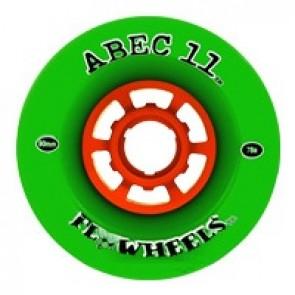 ABEC 11 Flywheels 90mm longboard wielen