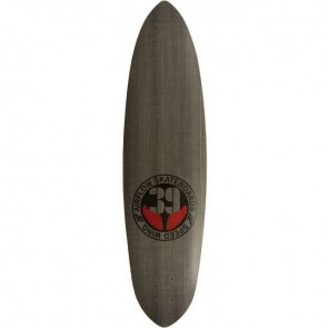 "Airflow Carbon Speedwing DH 39"" longboard deck"