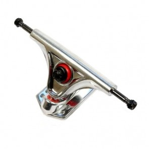 Amok Rocker longboard trucks 180mm Silver