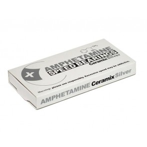 Amphetamine Ceramix Silver longboard lagers
