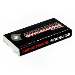 Amphetamine Exotix Stainless longboard lagers