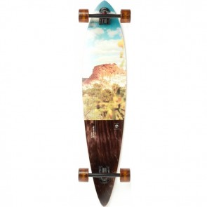"Arbor Timeless Photo - Desert 42"" pintail longboard complete"