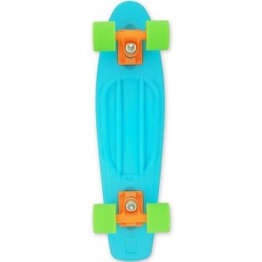 "Baby Miller Ice Lolly Tropical Blue 22"" cruiser skateboard"