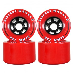 Bigfoot Cored 83mm 78a longboard wielen