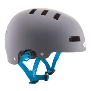 Bluegrass SUPERBOLD helm Matt-Grey / Cyan