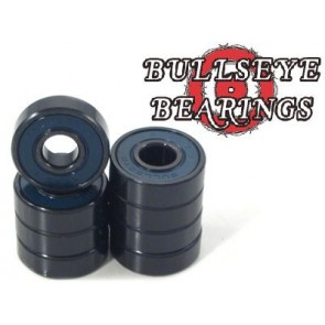 BullsEye ABEC-7 longboard lagers
