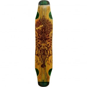 "Bustin Daenseu Thermoglass 46"" longboard deck"