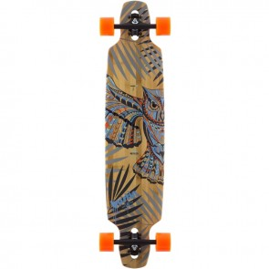 Bustin Mission 40 Fly By Night longboard complete