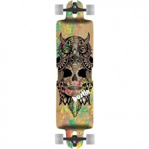 "Bustin Nomad Bukhal Graphic 36.35"" longboard complete"