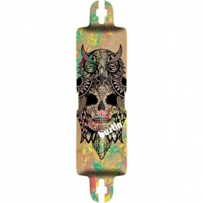 "Bustin Nomad Bukhal Graphic 36.35"" longboard deck"