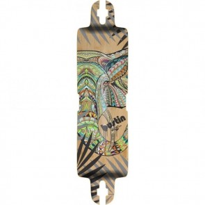 "Bustin Nomad ZO Graphic 36.35"" longboard deck"