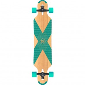 "DB CoreFlex Compound Flex-1 42"" longboard complete"