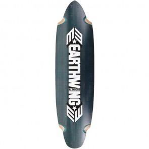 "Earthwing Belly Racer Carbon 37.5"" longboard deck"
