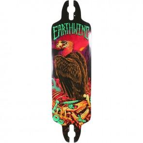 """Earthwing Scavenger 35"""" longboard deck"""