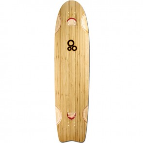 "Holesom Loaf 38.5"" longboard deck"