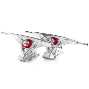 Kahalani Cast Precision V2 Raw 180mm 50° longboard trucks