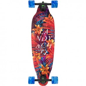 "Landyachtz Mummy Jungle Fern 33.25"" longboard complete"