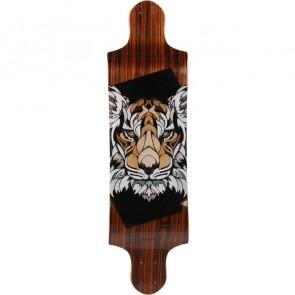 "Landyachtz Switch 35"" Tiger longboard deck"