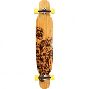"Loaded Bhangra 48.5"" longboard complete"