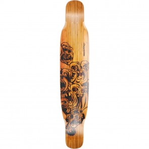 "Loaded Bhangra 48.5"" longboard deck"