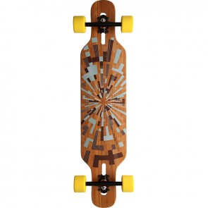 "Loaded Tan Tien 39"" longboard complete (previous model)"