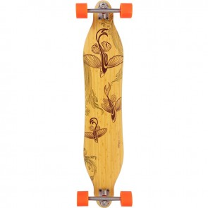 "Loaded Vanguard 42"" longboard complete"