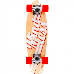 """Mindless Daily Stain 24/7 Natural 24"""" mini cruiser complete"""
