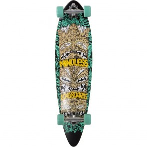"Mindless Rogue IV Green 38"" longboard complete"