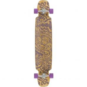 Mindless Voodoo Hamu II Dancer 48.5 longboard complete