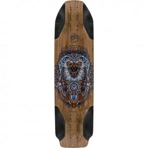 """Mindless Voodoo Makali DH 35.5"""" longboard deck"""