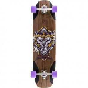 """Mindless Voodoo Makali SK 36.5"""" longboard complete"""