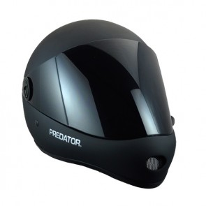 Predator DH-6 Performance downhill helmet Matte-Black