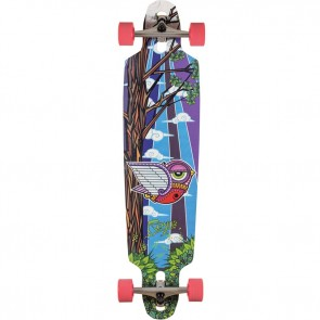 "Rayne Bird Flight 38.5"" longboard complete"