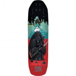 "Rayne Brightside 34"" longboard deck"