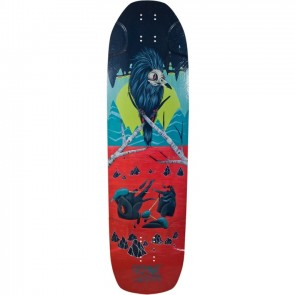 "Rayne Darkside 36"" longboard deck"