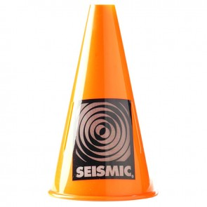 Seismic Slalom Cones 23cm Orange (set of 6)
